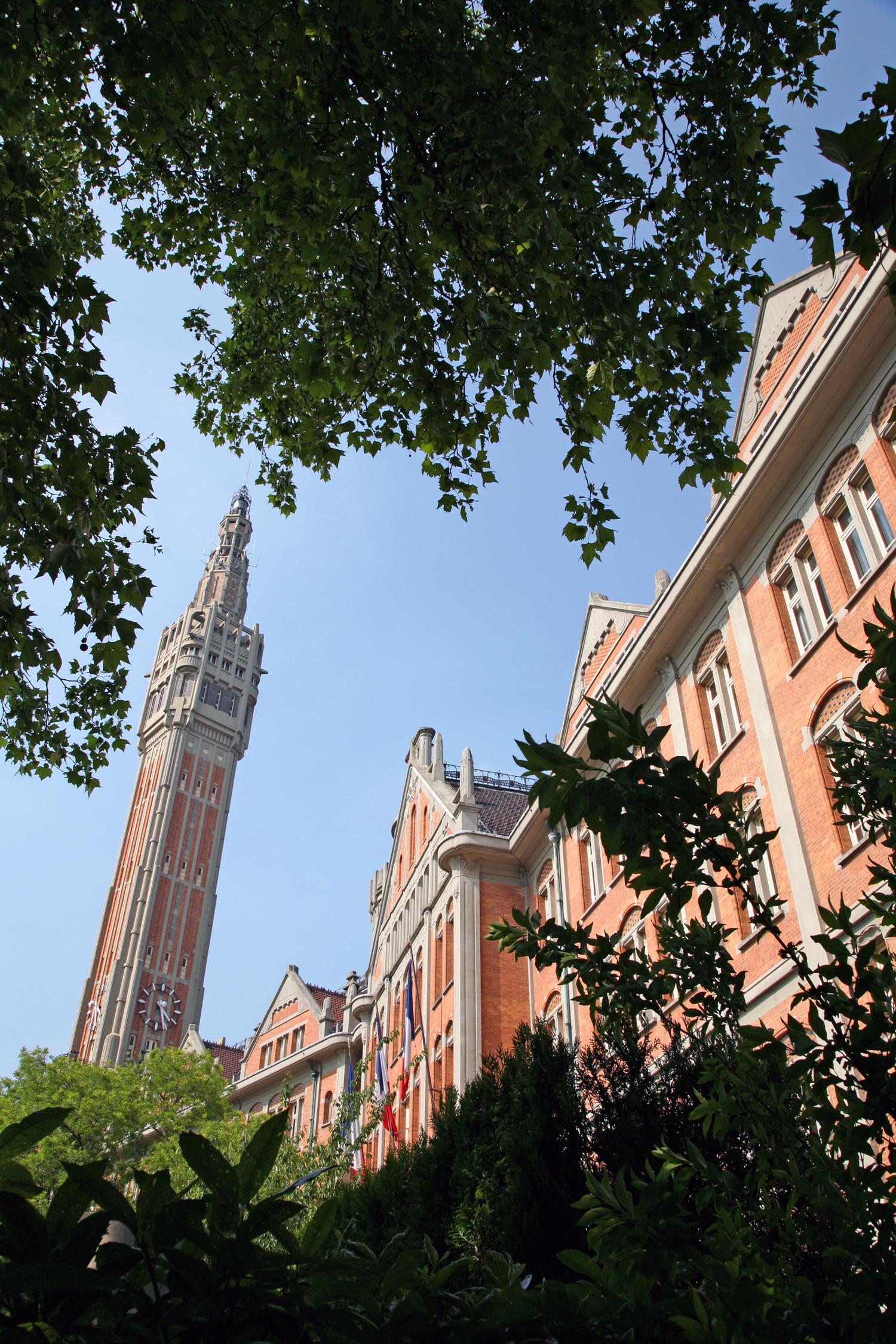 Hôtel de Ville © OTCL Lille / maxime dufour photographies